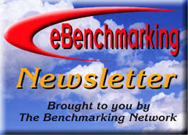 eBenchmarking Newsletter logo